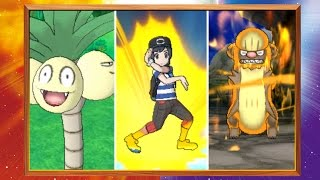 Alola Forms and Z-Moves Revealed for Pokémon Sun and Pokémon Moon!