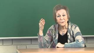 Susana Reisz explica cuál es el rol de la literatura [PUCP]