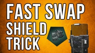 Black Ops 2 In Depth - Fast Swap Assault Shield Trick