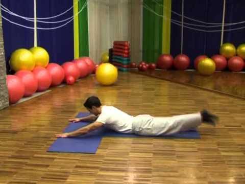Fitness Mario Valentić - Fit & Fun:  Vježbe za struk i guzu