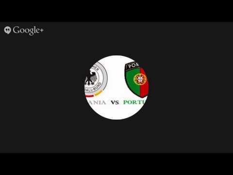 Alemania vs Portugal brasil 2014 audio CUN Media Radio