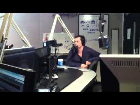 Jim Jeffries in Studio