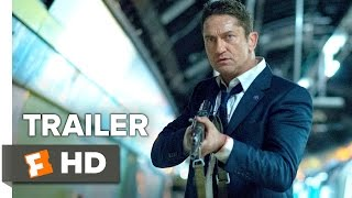London Has Fallen Official Trailer #1 (2016) - Gerard Butler, Morgan Freeman Action Movie HD