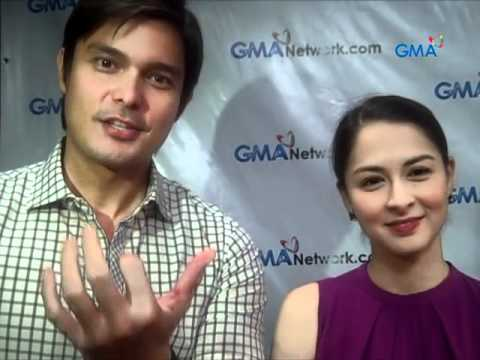 An invitation from Dingdong and Marian of 'My Beloved'