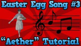 """Black Ops 2 Origins"" AETHER - Third Easter Egg Song Tutorial 3rd Song Revealed (Easter Egg Song #3)"