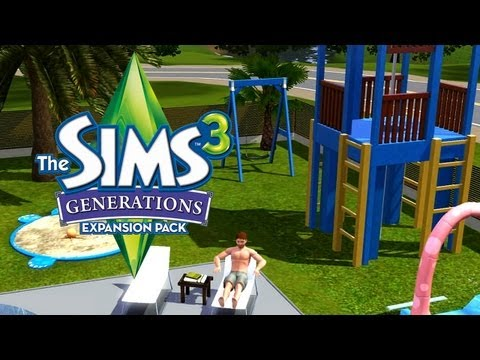 LGR - The Sims 3 Generations Review - YouTube