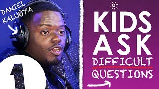 """Are you rich?!"": Kids Ask Daniel Kaluuya Difficult Questions"