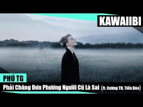 Phải Chăng Đơn Phương Người Cũ Là Sai - Phú TG ft. Cương TĐ & Tiến Đào [ Video Lyrics ]