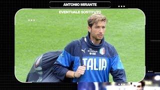 Antonio Mirante - Eventuale sostituto