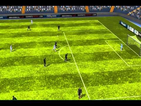 FIFA 13 iPhone/iPad - Real Madrid vs. Córdoba CF