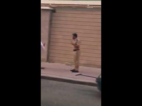 شاهد ماذا فعل شاب مصري بعد أن قتل زوجته اللبنانية بالكويت