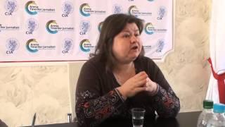 Cornelia Cozonac despre viitorul jurnalismului în Moldova