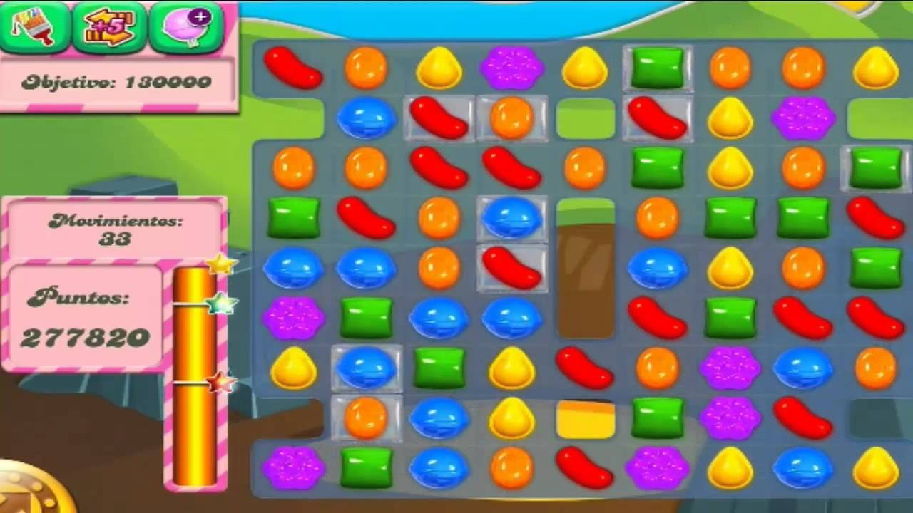 candy crush saga level 35 3 stars no booster youtube candy crush saga