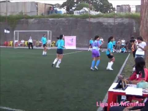 Liga das Meninas - Grupo B, 1ª Rodada - Ultimate x Pelado da Marquesa