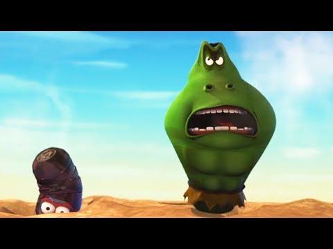 Larva - Hulk a Ironman