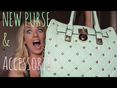❤ New Purse & Accessories ❤