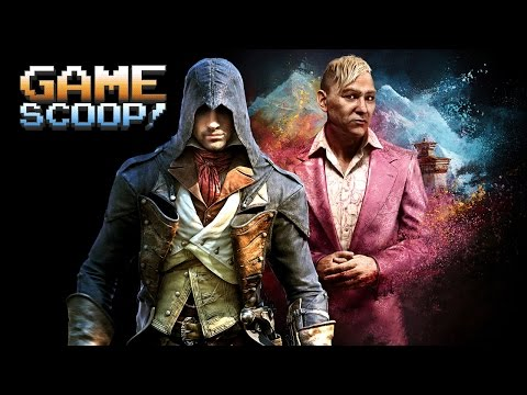 Game Scoop! Presents: The Fall 2014 Game Preview
