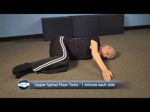 Egoscue - Exercises for Mid-Back Pain