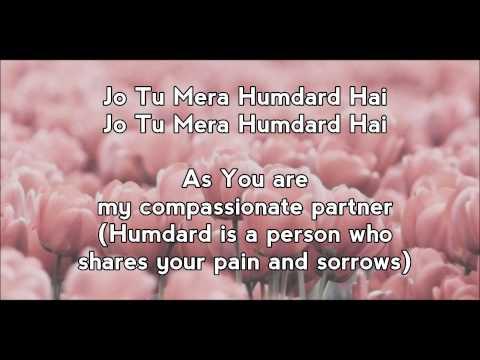 Tu Mera Hamdard Hai Song Download