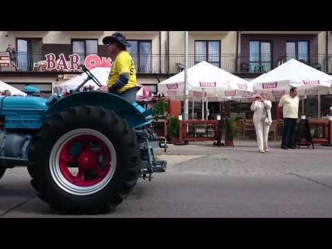 Pierwszy Nadmorski Zlot Starych Ciągników i Maszyn Rolniczych