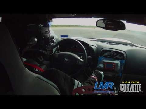LMR - 222mph TT Corvette - The Texas Mile, March 2011