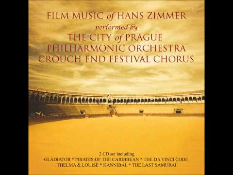 Philharmonic Orchestra - Gladiator - Now We Are Free (Film music of Hans Zimmer)