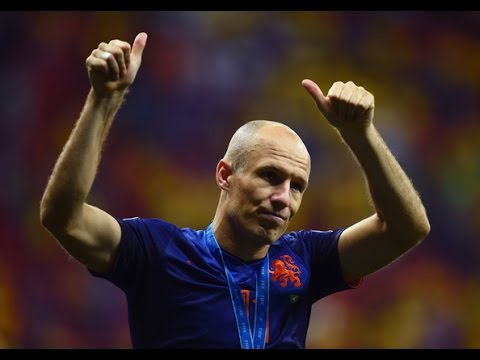 Arjen Robben ▶ Best Action of World Cup 2014 l HD