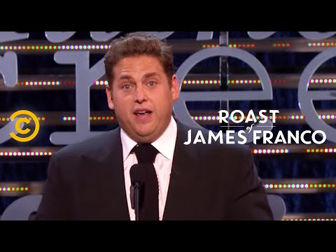 Roast of James Franco - The Franco Philosophy - Uncensored