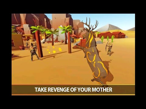 Deer Simulator - Take Revenge Of Your Mother