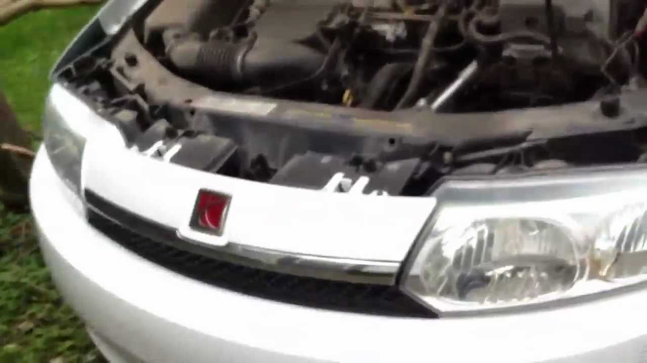 Saturn Ion Battery Location on throttle position sensor location chevy