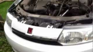 2004 Saturn ION Starting Problems