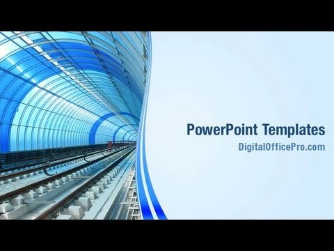powerpoint templates diagrams charts metro rail tunnel    powerpoint    template backgrounds  metro rail tunnel    powerpoint    template backgrounds