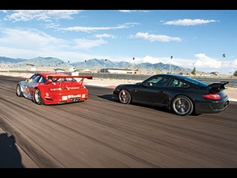 Porsche 911 GT3 vs GT3 RSR - The Ultimate GT Showdown