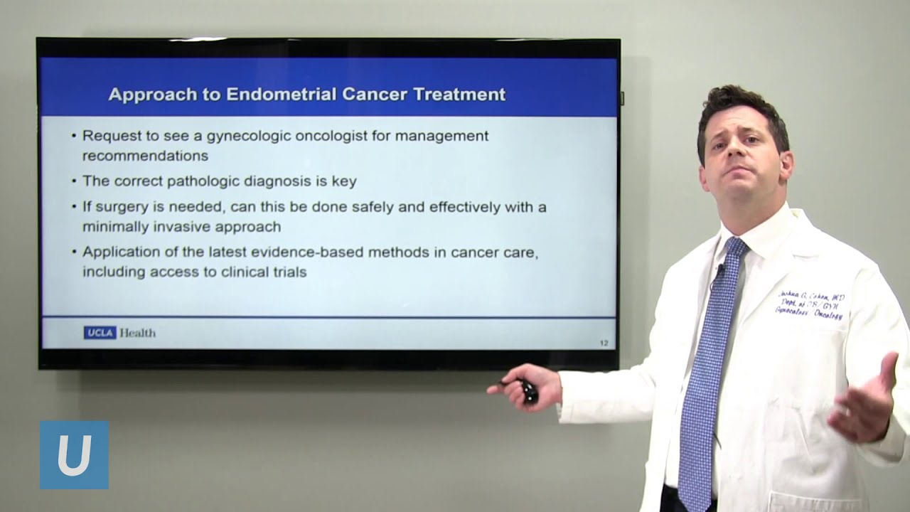 Endometrial Cancer Treatment: Surgical Advancements and Personalized Medicine - Joshua Cohen, MD