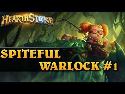 CZY SPITEFUL WARLOCK MA PRAWO BYTU? - SPITEFUL WARLOCK #1 - Hearthstone Decks std