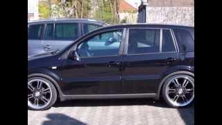 European Ford Fusion videos