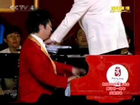 《黄河颂4》朗朗钢琴 (ZT--youtube)