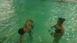 Dạy Bơi Sải - Kỹ thuật bơi sải cơ bản (tập thở)