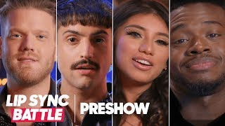 Pentatonix Trash Talk Each Other | Lip Sync Battle Preshow