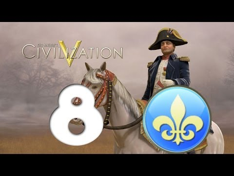 Civilization 5: France (Tourism) - Part 8