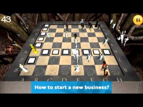 Download and play android gameplay magic chess on your smart mobile phone 2013 HD