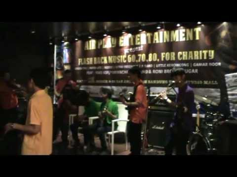 D'Juniors Keroncong - Papa Rock n Roll (Cover The Dance Company)