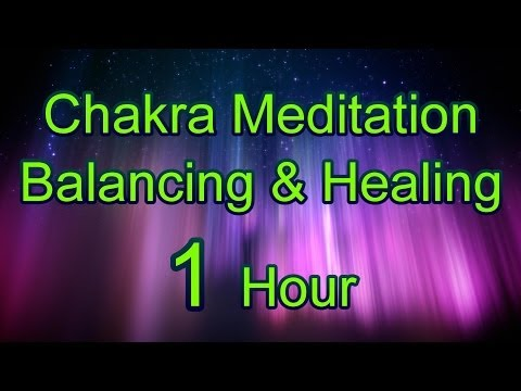 Chakra Balancing and Healing Meditation Music with Crystal Bowls (1 hour)