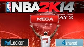 Descargar NBA 2K14 Full Español [MEGA][PutLocker][4Shared