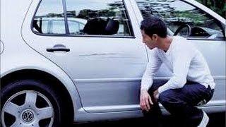 Aprende a quitar rayas al coche