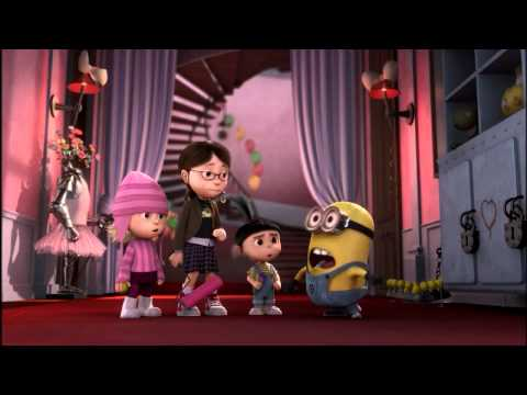 Despicable Me   Mini Movie Home Makeover -3CW0bgXeL_Q