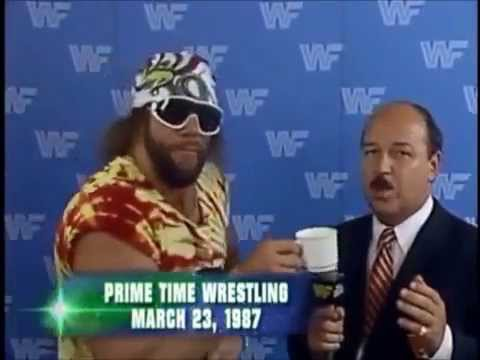 Cup of Coffee - Macho Man Randy Savage interview
