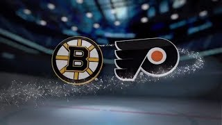 Boston Bruins vs Philadelphia Flyers. Preseason. Game recap. Game Highlights. Sept. 28, 2017