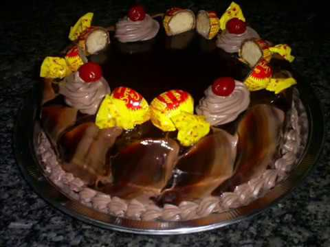 Bolos e Tortas decorados com Chantilly