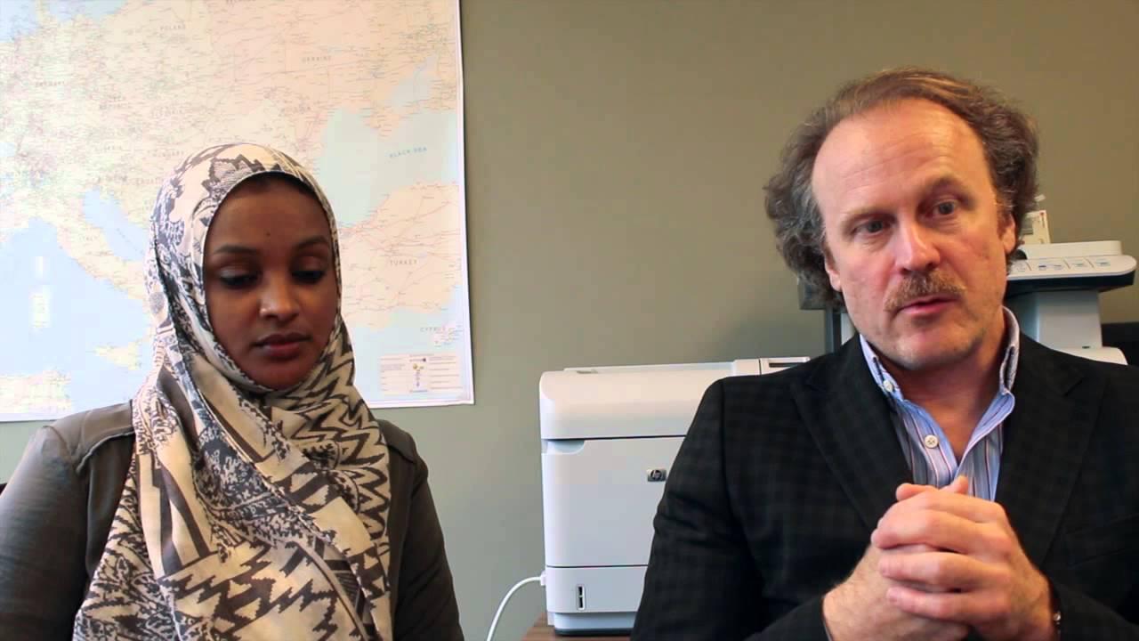 Kevin Sara & Nashwa Satti, Nur Energie, talk concentrated solar power in Africa